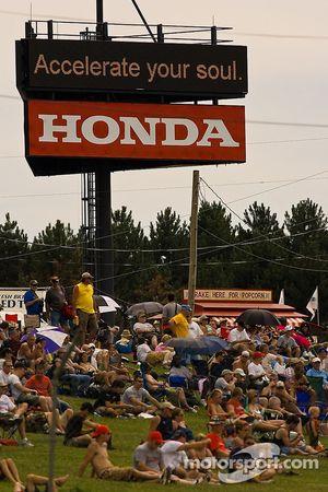 Fans à Mid-Ohio