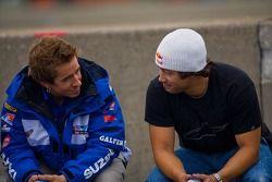 Tommy Hayden et Jake Zemke