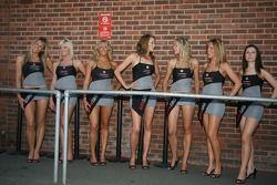 Jeunes femmes Alfa Romeo