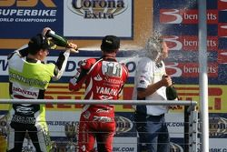 James Toseland, Troy Corser