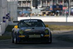 #67 TRG Porsche GT3 Cup: Scott Tucker, Ed Zabinski