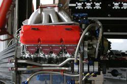 Un moteur Toyota V8