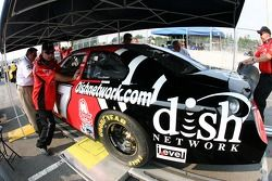 Dish Network Ford lors de l'inspection technique