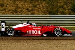 Сергей Афанасьев, RUS HBR Motorsport Dallara F305 Mercedes HWA