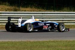 #4 Kamui Kobayashi JPN ASM Formule 3 Dallara F305 Mercedes HWA