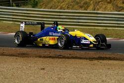 #32 Harald Schlegelmilch LAT HS Technik Dallara F306 Mercedes HWA