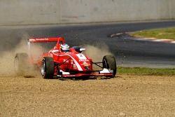 #2 Nico Hulkenberg GER ASM Formule 3Dallara F305 Mercedes HWA