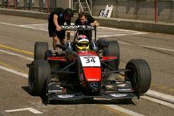 #34 Stephen Jelley GBR Räikkönen Robertson Racing Dallara F307 Mercedes HWA