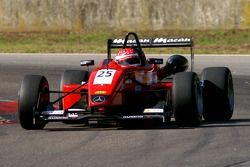 #25 Rodolfo Avila MAC HBR Motorsport Dallara F306 Mercedes HWA