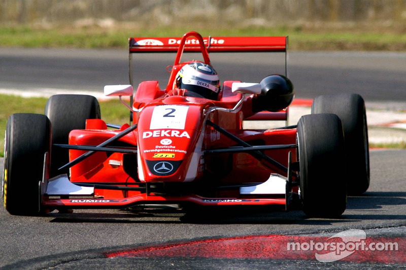 2007 - F3 Euro Series