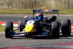 #6 Brendan Hartley NZ ASL Mücke Motorsport Dallara F305 Mercedes HWA
