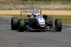 Le plus rapide dans le groupe B, #8 James Jakes GBR Manor Motorsport Dallara F305 Mercedes HWA