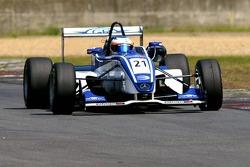 4ème, #21 Michael Patrizi AUS Prema Powerteam Dallara F306 Mercedes HWA