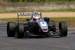 5ème, #9 Cheng Cong Fu CHI Manor Motorsport Dallara F305 Mercedes HWA