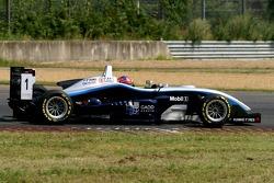 Pole position, #1 Romain Grosjean FRA ASM Formule 3 Dallara F305 Mercedes HWA