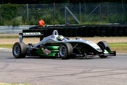 2ème, #10 Franck Mailleux FRA Manor Motorsport Dallara F305 Mercedes HWA