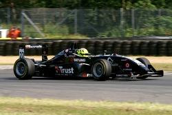 7ème, #22 Renger van der Zande NED Prema Powerteam Dallara F306 Mercedes HWA