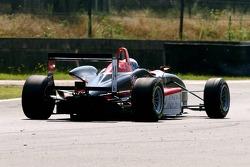 9ème, #14 Edoardo Mortara ITA Signature-Plus Dallara F305 Mercedes HWA