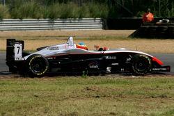 10ème, #7 Yelmer Buurman NED Manor Motorsport Dallara F305 Mercedes HWA