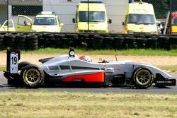 16ème, #19 Marko Asmer EST Hitech Racing Dallara F307 Mercedes HWA