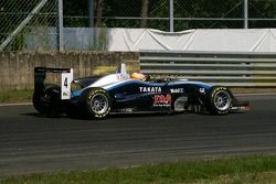 19th, #4 Kamui Kobayashi JPN ASM Formule 3 Dallara F305 Mercedes HWA