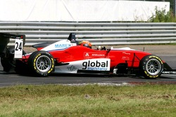 20ème, #24 Filip Salaquarda CZE HBR Motorsport Dallara F306 Mercedes HWA