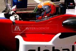 Filip Salaquarda (CZE, HBR Motorsport)