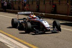 #9 Cheng Cong Fu CHI Manor Motorsport Dallara F305 Mercedes HWA