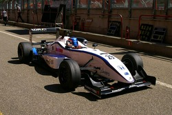 #29 John Martin AUS Alan Docking Racing Dallara F307 Mugen-Honda