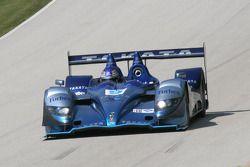 #9 Highcroft Racing Acura ARX-01a Acura: David Brabham, Stefan Johansson