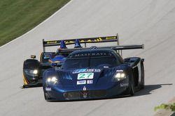 #27 Doran Racing Maserati MC 12: Didier Theys, Fredy Lienhard