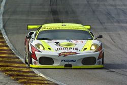 #31 Petersen White Lightning Ferrari 430 GT: Michael Petersen, Dirk Muller