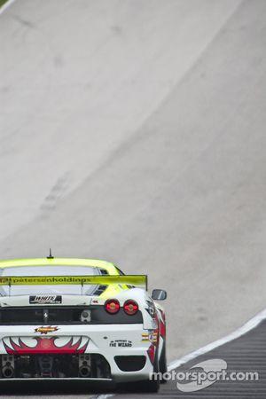 #31 Petersen White Lightning Ferrari 430 GT: Michael Petersen, Dirk Muller