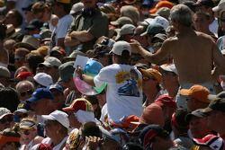Watkins Glen fans ready for the race