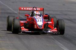 #23 Sergey Afanasiev RUS HBR Motorsport Dallara F305 Mercedes HWA
