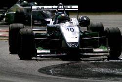 #10 Franck Mailleux FRA Manor Motorsport Dallara F305 Mercedes HWA