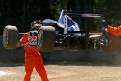 Without any harm to #3 ASM Formule 3 Dallara