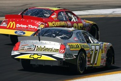 Bobby Hamilton Jr. and Bobby Labonte