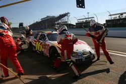 Pitstop for Todd Kluever