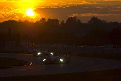 #2 Audi Sport North America Audi R10 TDI Power: Emanuele Pirro, Marco Werner