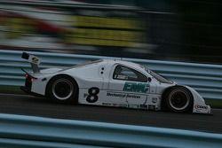 #8 Synergy Racing Porsche Doran: Rick Knoop, David Murry
