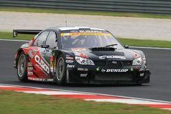Tetsuya Yamano, Takayuki Aoki (Cusco Dunlop Subaru Impreza)