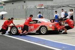 Naoki Hattori, Peter Dumbreck (Bandai Dunlop SC430)