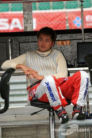 Satoshi Motoyama (Nismo)