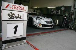 Juichi Wakisaka,Andre Lotterer (houzan Tom's SC430)