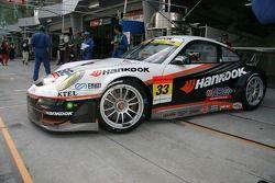 Mitsuhiro Kinoshita, Yuya Sakamoto (Hankook NSC Porsche)