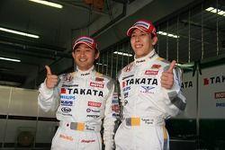Ryo Michigami, Takashi Kogure (Takata Dome NSX)