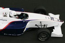 Kyle Mitchell (RSA) Eurasia Motorsport