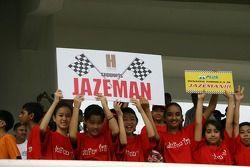 Fans de Jazeman Jaafar