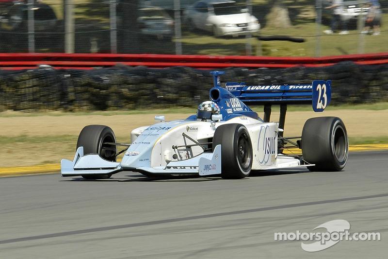 1) 0s0005, Logan Gomez (EUA), Joliet (EUA), Indy Pro Series, 2007. 2º: Alex Lloyd